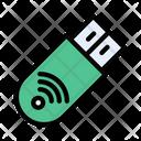Usb Wireless Internet Icon