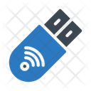 Usb Wireless Internet Icon