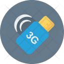 Internet Flash Icon