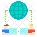 Internet Learning Icon