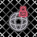 Lock Private Browser Icon