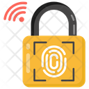 Internet Protection Internet Lock Wifi Lock Icon