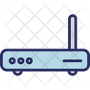 Internet Modem Icon