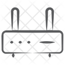 Internet Modem Wifi Modem Signal Router Icon