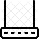 Internet Modem Icon