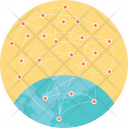 Internet Network Social Icon