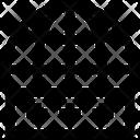 World Code Globe Code Icon