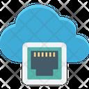 Internet Plug Internet Socket Lan Outlet Icon
