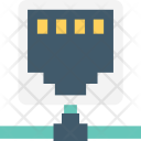 Internet Plug Icon