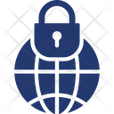 Internet Protection Security Icon