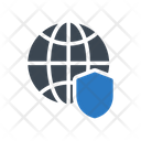 Global Browser Security Icon