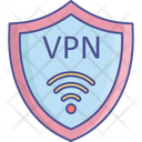 Internet Protocol Security Virtual Private Network Vpn Encryption Icon