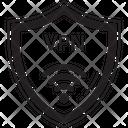 Internet Protocol Security Virtual Private Network Vpn Encryption Icon