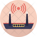 Hotspot Wireless Access Icon