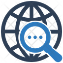 Magnifier Search Web Icon