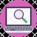 Internet Search Web Icon