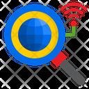 Internet Search Search World Icon