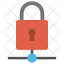 Internet Security Network Icon