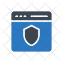 Internet Security Browser Icon