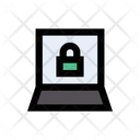 Internet Security Private Icon