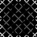 Shield Internet Network Icon