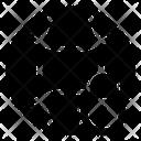 Lock Internet Network Icon