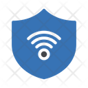 Internet Security Shield Lock Icon