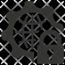 Internet Security Icon