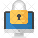 Internet Security Cyber Icon