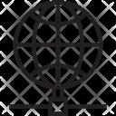 Internet Server Icon