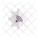 Internet Setting Network Icon