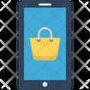 Internet Shopping Mobile App Mobile Shopping Icon