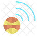 Network M Internet Signal Global Network Icon