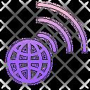 Internet Signal Icon