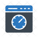 Performance Meter Webpage Icon