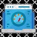 Speed Internet Test Icon