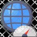 Internet Speed Network Speed Fast Internet Icon