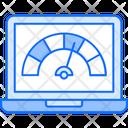 Internet Speed Icon