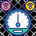Internet Speed Performance Seo Icon