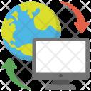Internet Technology Icon