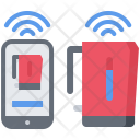 Internet Things Phone Icon
