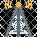 Internet Tower Icon