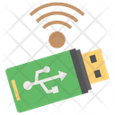 Internet USB Icon