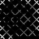 Data Science User Internet Icon
