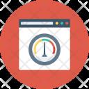 Internetspeed Speedtest Webanalyzer Icon
