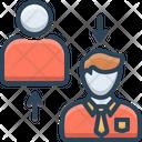 Internship Training Education Icon