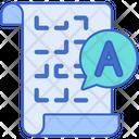 Interpretation Analysis Evaluation Icon