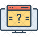 Interrogation Helpdesk Queries Icon