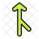 Intersection Arrow Icon