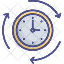 Forever Interval Moment Icon